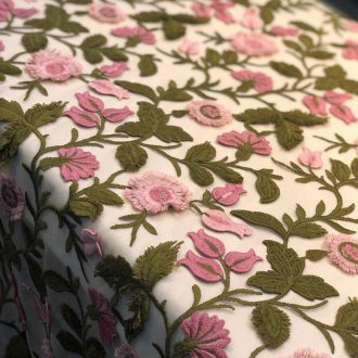 french textilex pearl embroidery